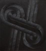 Loop IV, 190 x 175 cm